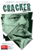 Cracker - Series 3 (3 Disc Set) on DVD