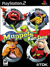 Muppets Party Cruise for PlayStation 2