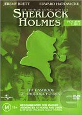 Sherlock Holmes - Vol 3 on DVD