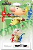 Nintendo Amiibo Pikmin & Olimar - Super Smash Bros. Figure for Nintendo Wii U