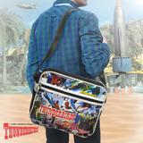 Thunderbirds Messenger Bag Comic Strip
