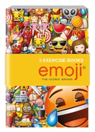 Emoji - Exercise Book Set