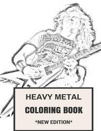 Heavy Metal Coloring Book | Heavy Metal Coloring Book Book ...