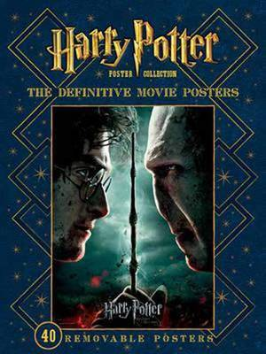 Harry Potter Definitive Movie Posters by .