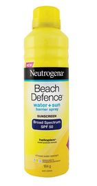 Neutrogena Beach Defence Spray SPF50 (184g)