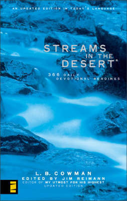 Streams in the Desert by L. B. E. Cowman image