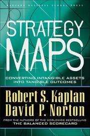 Strategy Maps by Robert Steven Kaplan