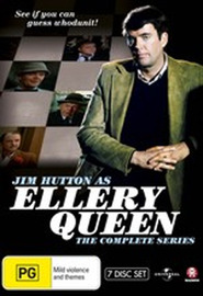 Ellery Queen: The Complete Series (7 Disc Set) on DVD