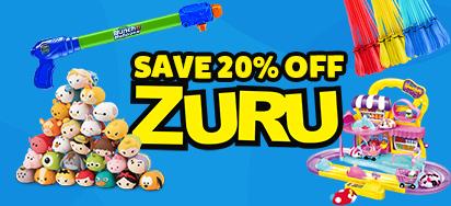 20% off Zuru Toys