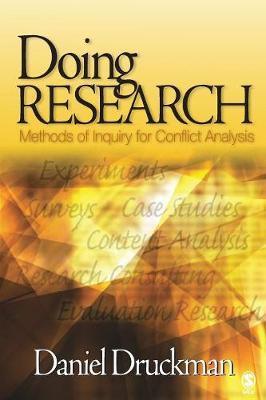 Doing Research by Daniel Druckman image