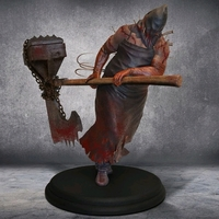 Resident Evil: Executioner Majini - 1:4 Scale Statue