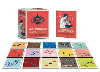 IFLSCIENCE Molecular Magnet Set