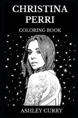 Christina Perri Coloring Book by Ashley Curry image