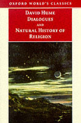 Dialogues Concerning Natural Religion, and the Natural History of Religion by David Hume image