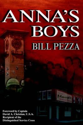 Anna's Boys by Bill Pezza image