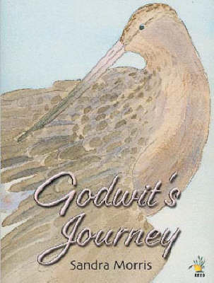 Godwit's Journey by Sandra Morris image