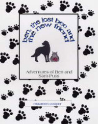 The Adventures of Ben and Sam-Puss: Ben, the Lost Bee and a New Friend by Maureen Cooper image