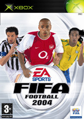 FIFA 2004 for Xbox