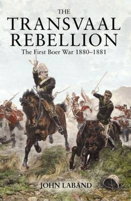 The Transvaal Rebellion by John Laband image