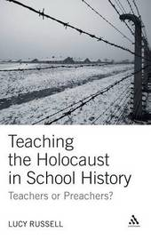 Teaching the Holocaust in School History by Lucy Russell image