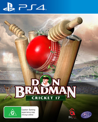 Don Bradman Cricket 17 for PS4
