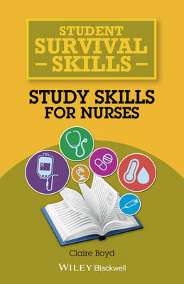 Study Skills for Nurses by Claire Boyd image
