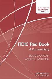 FIDIC Red Book by Ben Beaumont