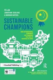 Sustainable Champions by Jian Fu