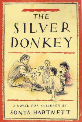The Silver Donkey by Sonya Hartnett image
