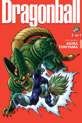 Dragon Ball (3-in-1 Edition), Vol. 11 by Akira