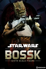 Star Wars: Bossk- 12'' Articulated Figure