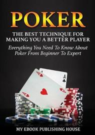 Poker by My Ebook Publishing House