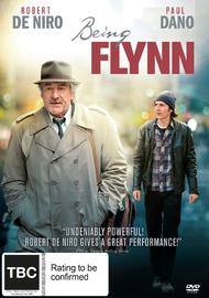 Being Flynn on DVD