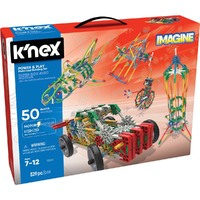 K'Nex: Power and Play - Building Set (529pc)