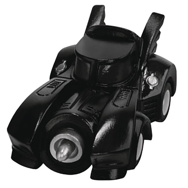 DC Comics: Batmobile (Batman Returns) - Pull Back Vehicle