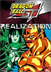 Dragon Ball GT Vol 13 - Realization on DVD