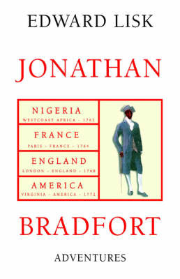Adventures of Jonathan Bradfort by Edward Lisk image