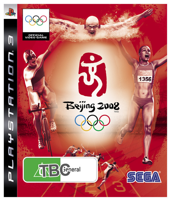 Beijing 2008 for PS3
