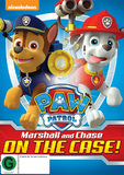 Paw Patrol: Marshall And Chase On The Case DVD