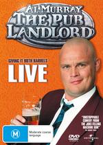 Al Murray - The Pub Landlord: Giving It Both Barrels - Live on DVD