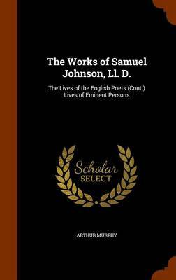 The Works of Samuel Johnson, LL. D. by Arthur Murphy image