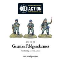 German Feldgendarmes