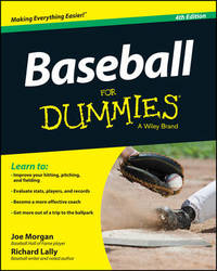Baseball For Dummies by Joe Morgan