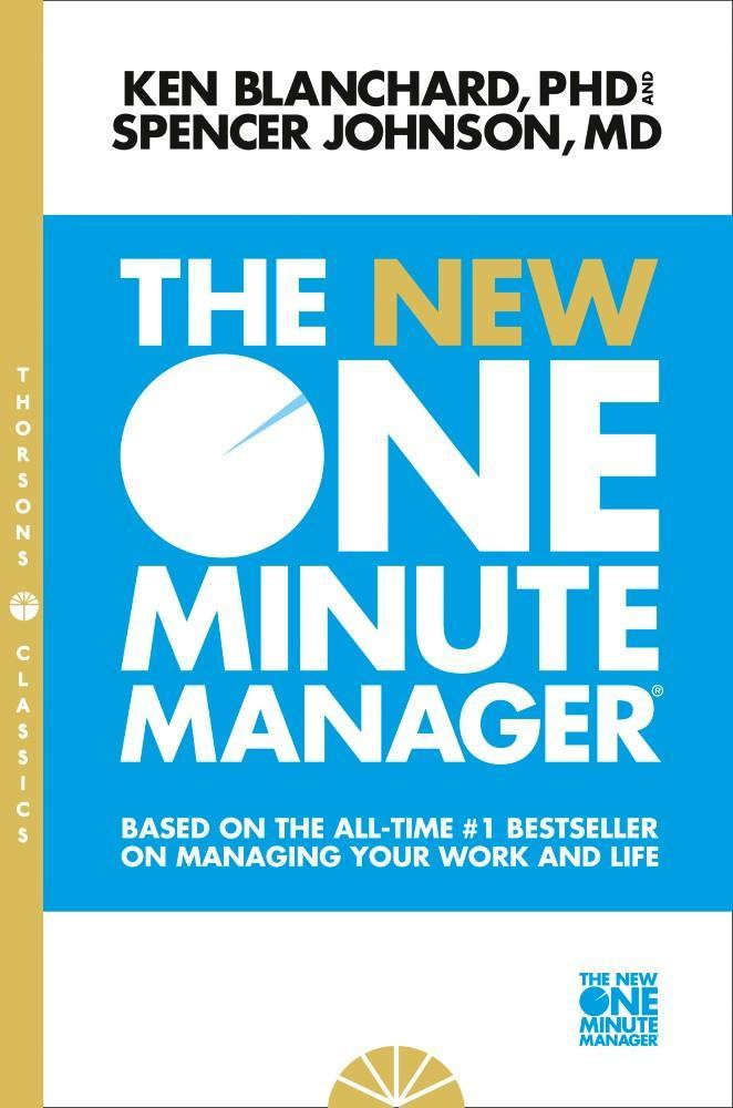 The New One Minute Manager by Kenneth Blanchard image