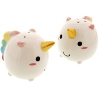 Smoko Unicorn Salt & Pepper Shaker