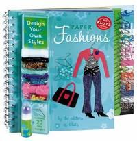 Paper Fashions by Klutz Press