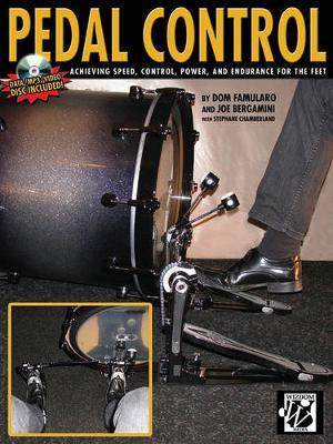 Pedal Control: Book & CD by Alfred Publishing