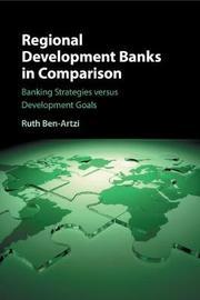 Regional Development Banks in Comparison by Ruth Ben-Artzi