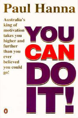 You Can Do it! by Paul Hanna
