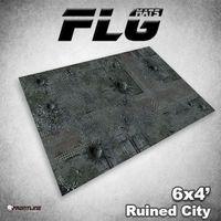 FLG Ruined City Neoprene Gaming Mat (6x4)